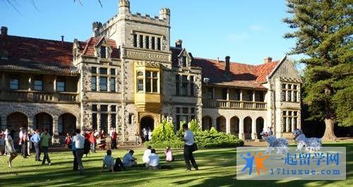 西澳大学建筑,景观与视觉艺术学院
