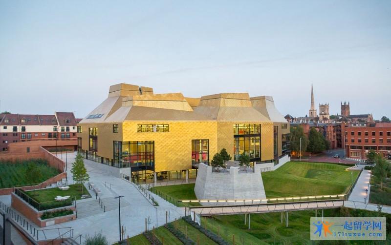 伍斯特大学蜂巢图书馆