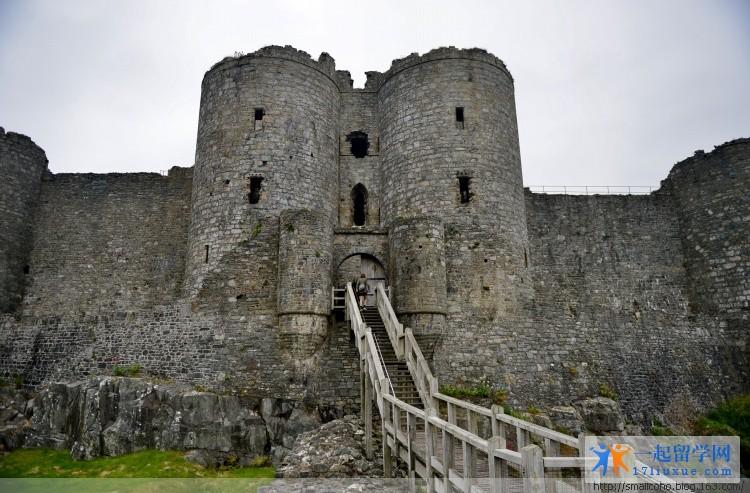 哈勒赫城堡