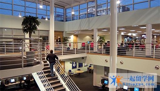 提赛德大学 (7) 图书馆