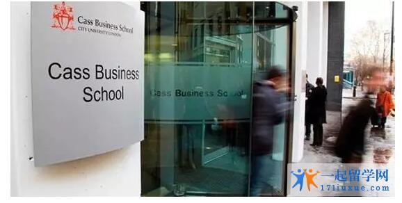 伦敦城市大学卡斯商学院