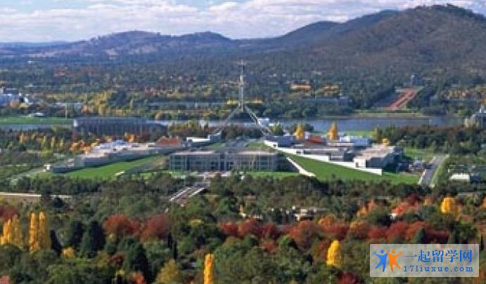 2017澳洲名校推荐澳洲国立大学