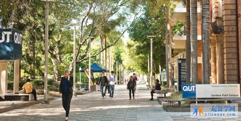 澳洲留学指南——《四星级大学系列之昆士兰科技大学》