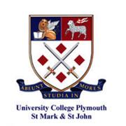 普利茅斯圣马克与圣约翰大学学院