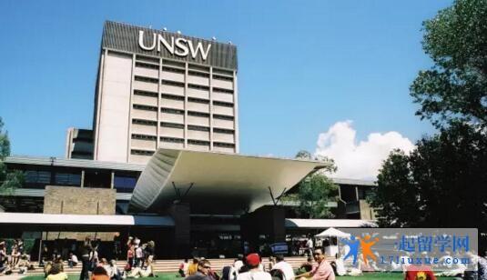 澳洲新南威尔士大学工程学院的专业设置