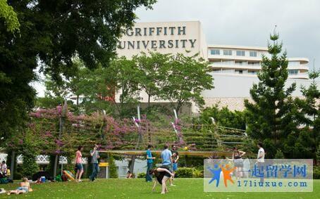 澳洲留学格里菲斯大学专业设置情况介绍