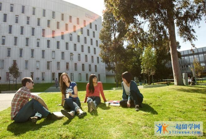 迪肯大学最灵活设置的商学本科