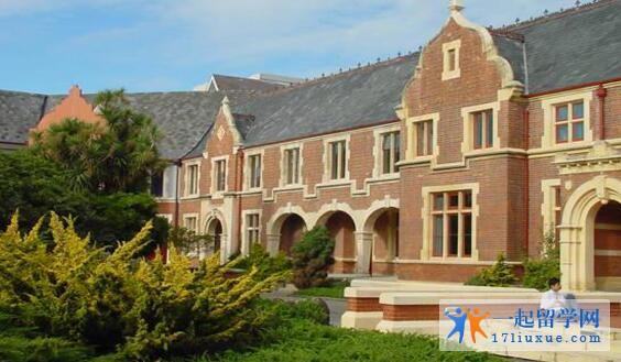 新西兰大学5