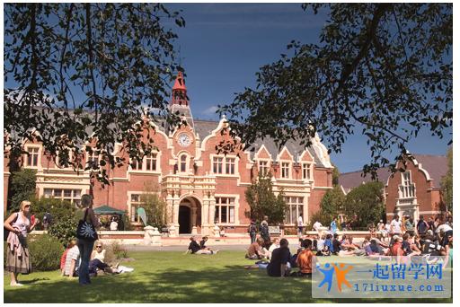 新西兰林肯大学的专业设置