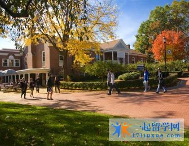 2017新英格兰大学商学院申请难度大吗 ?