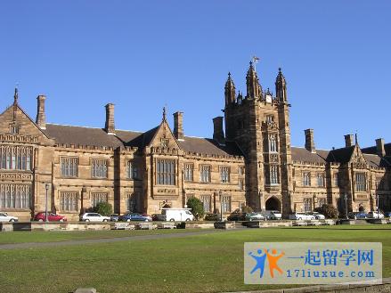 澳大利亚悉尼大学信息技术学硕士专业就业方向,入学要求解析