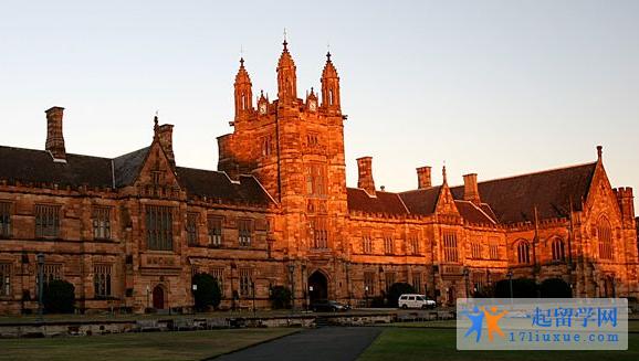 澳洲悉尼大学分子影像专业入学要求高不高