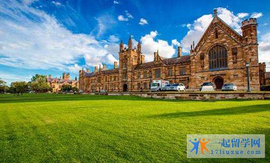澳洲悉尼大学药剂学专业入学要求高不高