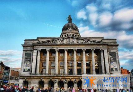 英国诺丁汉大学可持续城市规划专业录取要求高不高?