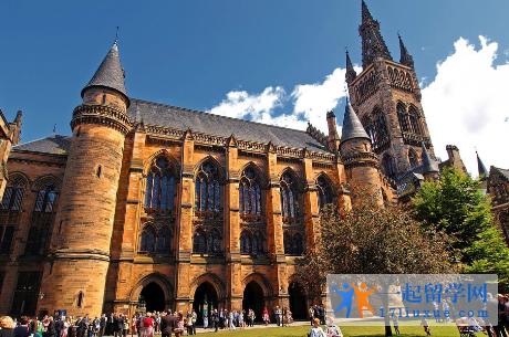 英国格拉斯哥大学就读预科需达到的要求是多少?