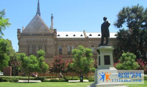 澳洲阿德莱德大学快捷课程申请基本要求及学费信息详解