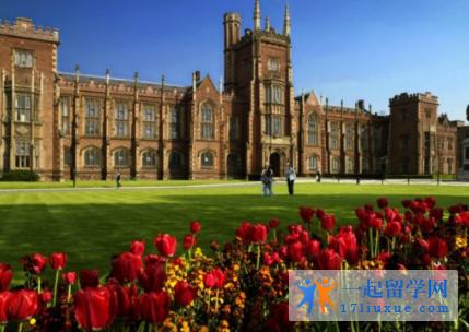 英国贝尔法斯特女王大学申请材料和申请条件概述