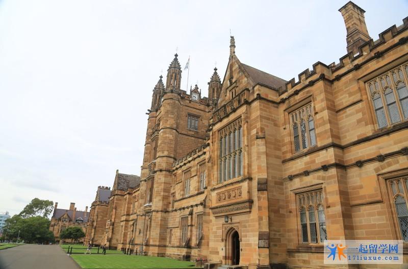 澳洲留学:悉尼大学语言班入学要求及语言班位置解析