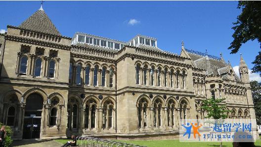 英国诺丁汉特伦特大学申请材料和申请要求(入学要求)简述
