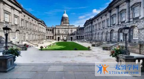 英国名校爱丁堡大学申请要求(入学要求)和申请材料解析