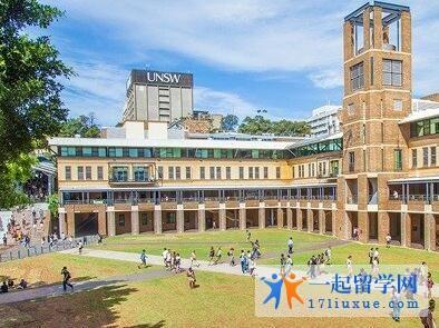澳洲留学:新南威尔士大学语言课程费用及课程类型解析