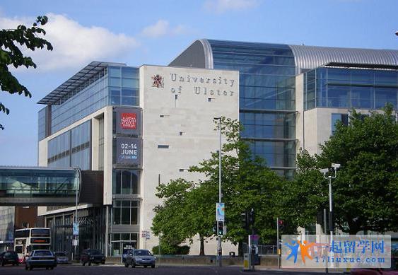 英国阿尔斯特大学课程设置及录取要求简述