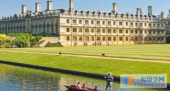 2017年英国留学:剑桥大学世界排名及优势专业排名解析