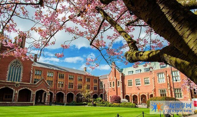 2017年英国留学:贝尔法斯特女王大学世界排名及优势专业排名解析