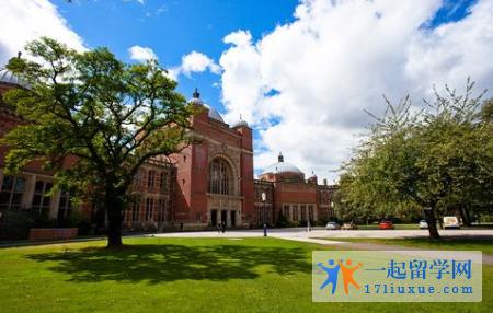 留学英国伯明翰大学申请流程和申请材料解析
