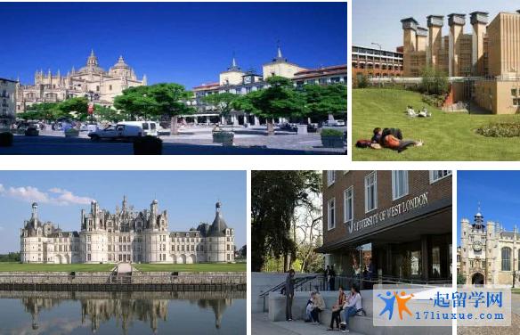英国留学:西伦敦大学研究生申请材料和申请难度介绍
