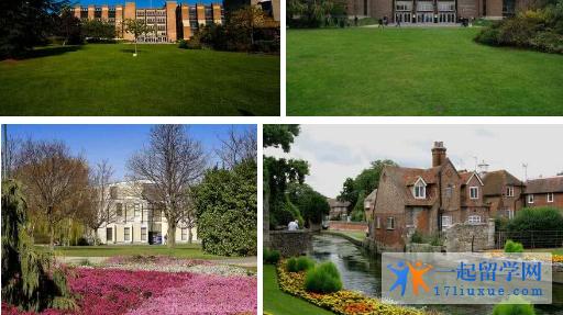 英国留学:肯特大学研究生申请材料和申请难度介绍