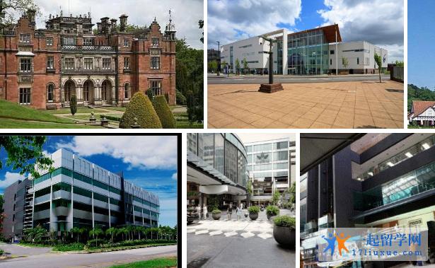 英国留学:斯坦福德郡大学研究生申请材料和申请难度介绍
