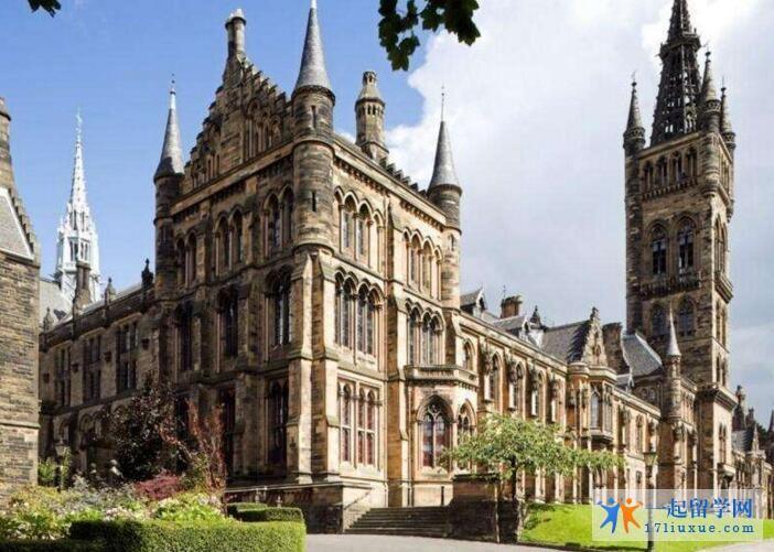 格拉斯哥大学预科申请要求和学费介绍