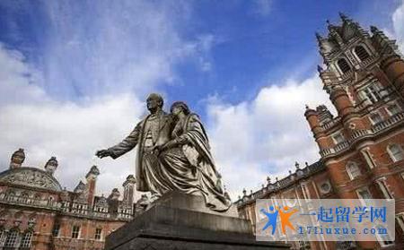 英国皇家霍洛威学院本科课程设置及招生要求解析