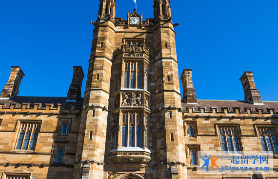 澳洲名校悉尼大学研究生(硕士)课程设置及申请要求解析