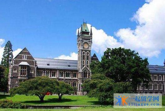 新西兰奥塔哥大学研究生(硕士)课程设置及申请要求解析