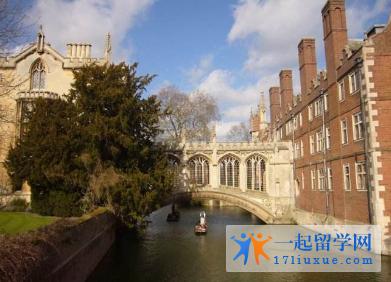 英国名校剑桥大学院系设置及招生要求(本科及研究生)解析