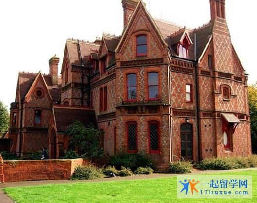 雷丁大学地理位置,专业设置及荣誉详解