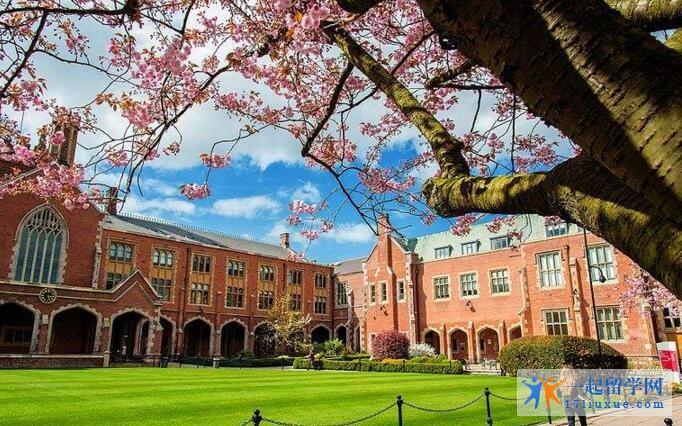 贝尔法斯特女王大学研究生学费是多少?