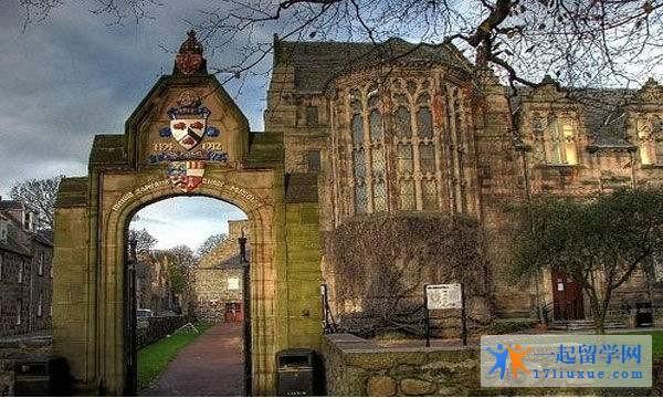 英国留学:阿伯丁大学地理位置,专业设置及荣誉详解