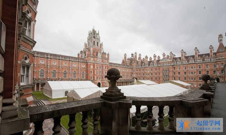 皇家霍洛威学院地理位置,专业设置及荣誉详解
