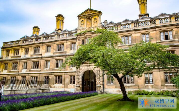 剑桥大学本科学费是多少?