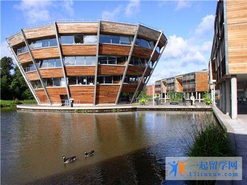 诺丁汉大学地理位置,专业设置及学校声望详解