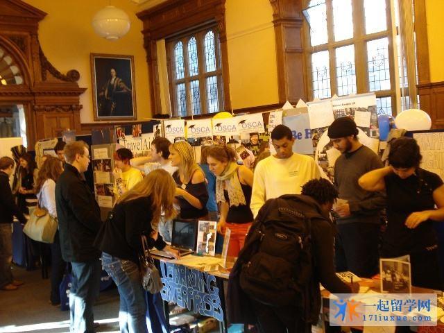 牛津大学学生会介绍及社团有哪些