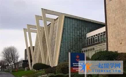 桑德兰大学地理位置,专业设置及声望详解