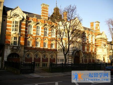伦敦艺术大学地理位置,专业设置及荣誉详解