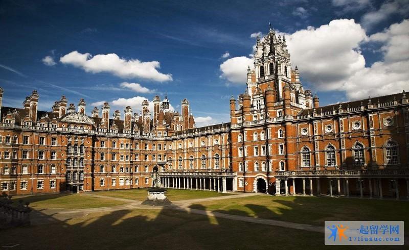 皇家霍洛威学院签证申请流程及申请技巧,附BRPACL代码