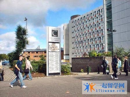 格拉斯哥卡利多尼安大学地理位置,专业设置及荣誉详解