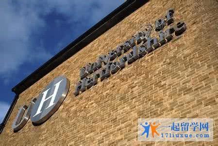 赫特福德大学地理位置,专业设置及荣誉详解