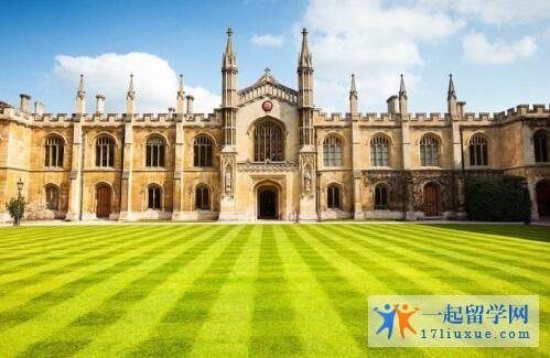 剑桥大学申请材料和申请要求介绍